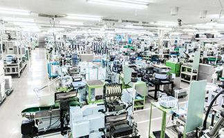 国内自動化生産