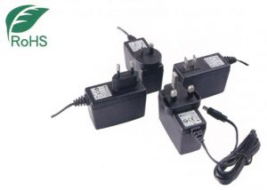 ACアダプタ 12V 1.5A 18W セミカスタム対応可