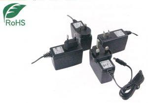 ACアダプタ 12V 2.1A 25W セミカスタム対応可