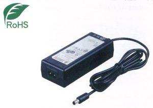 ACアダプタ 24V 2.7A 65W セミカスタム対応可