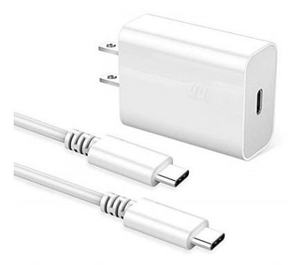 18W USB Type-C チャージャー