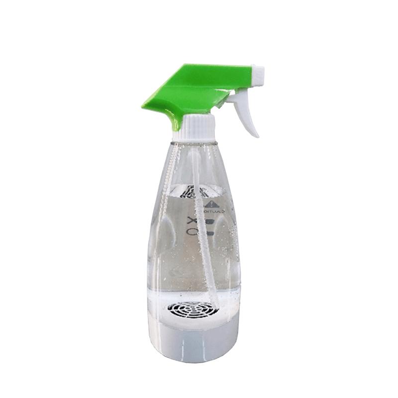 アルカリ電解水除菌・消臭スプレー 家電OEM/ODM事業