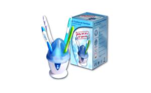 歯ブラシ除菌スタンド