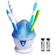 歯ブラシ除菌スタンド 電池駆動