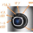 多機能ミキサー スピード調整機能