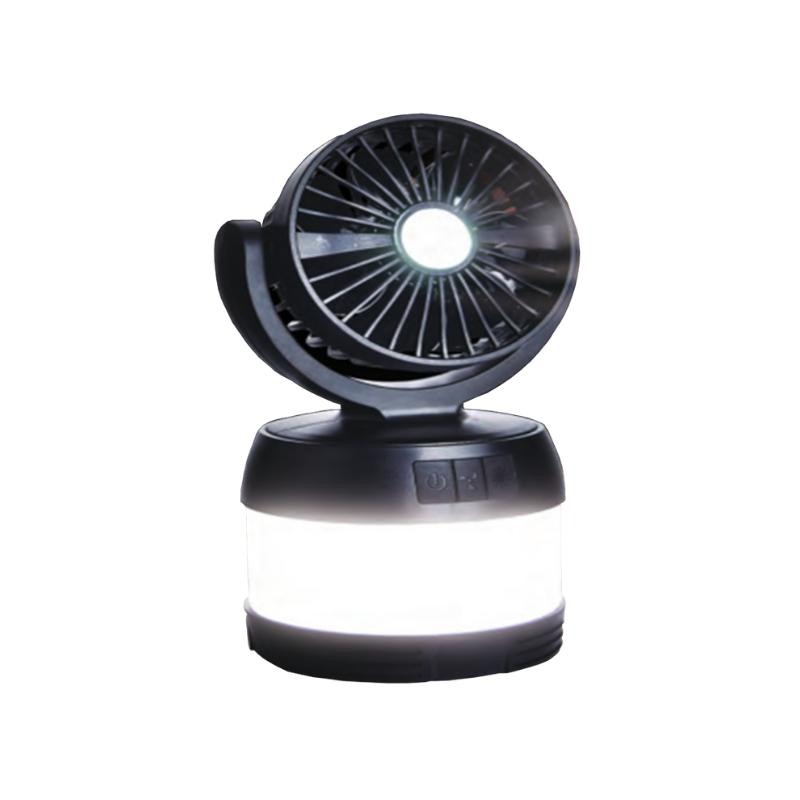 LEDランタン(扇風機付き)