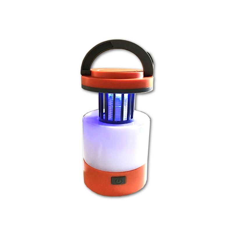 LEDランタン(UV蚊取り付き)