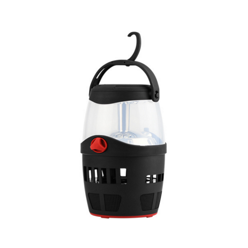 LEDランタン(UV蚊取り&扇風機付き)